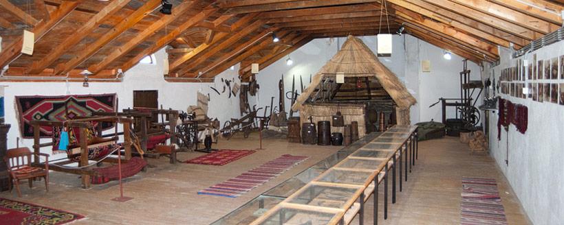 Етно музеј у Данићима