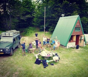 камп Изгори